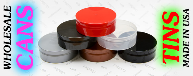 SMOKELESS TOBACCO CANS, PLASTIC DIPPING CONTAINERS AND ...